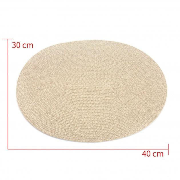Multipurpose Paper Mat (Oval) 3