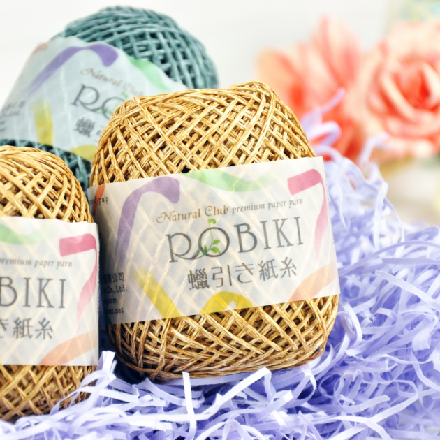 ROBIKI Paper Yarn 2