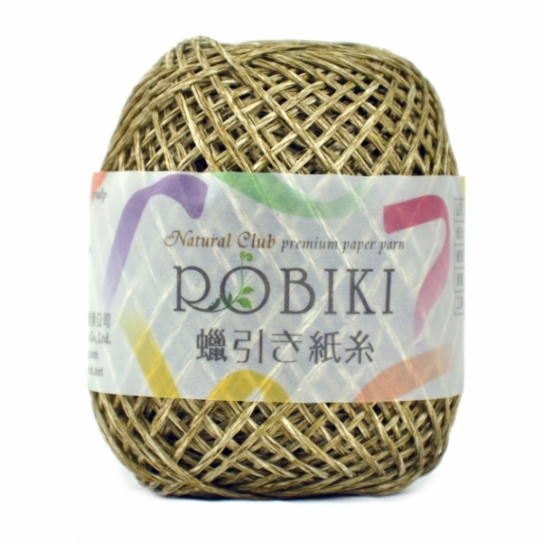 ROBIKI Paper Yarn 1