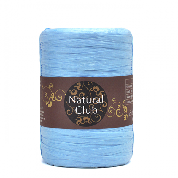 Crochet Paper Yarn 200M 1