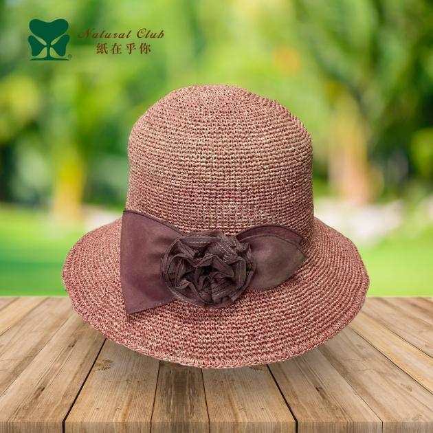 泰國純手工紙線帽<BR>#TW19-001 3