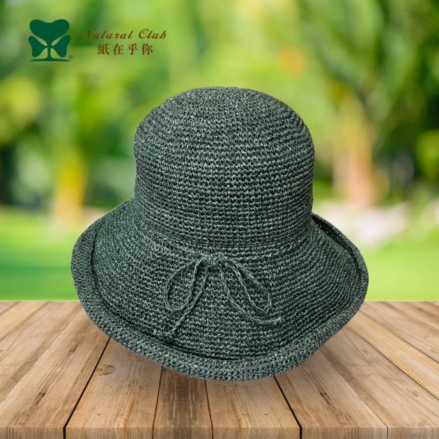 泰國純手工紙線帽<BR>#TW19-002 6