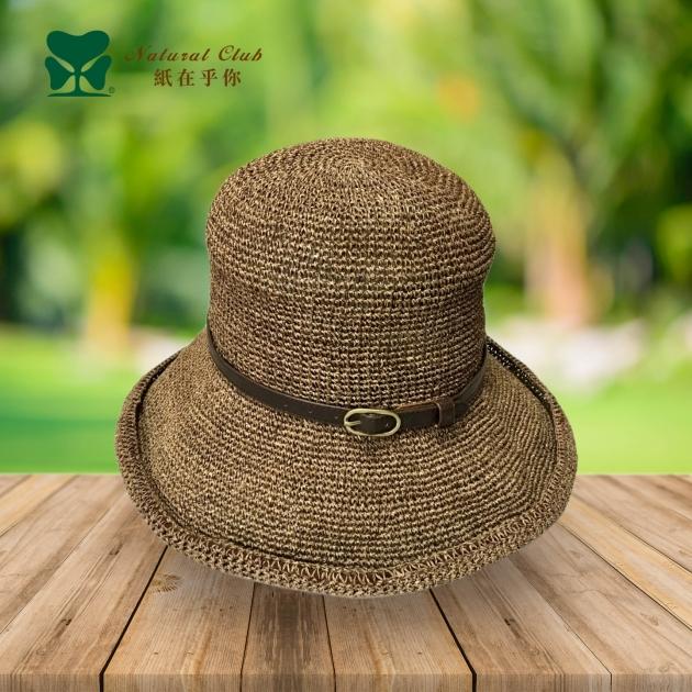 泰國純手工紙線帽<BR>#TW19-002 2