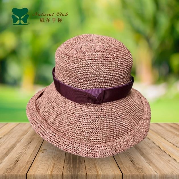 泰國純手工紙線帽<BR>#TW19-002 3