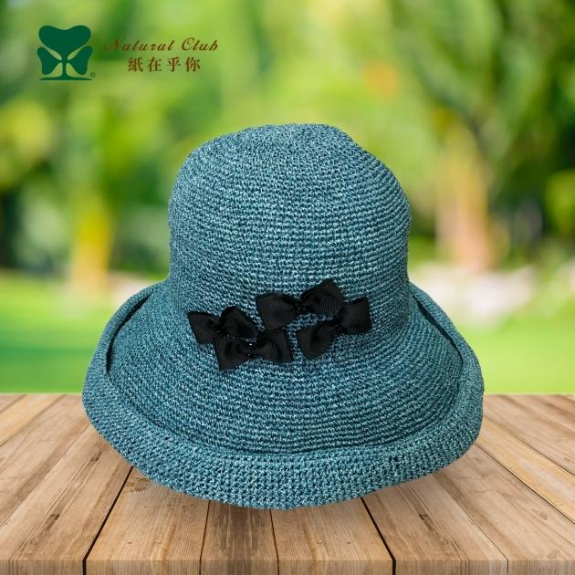 泰國純手工紙線帽<BR>#TW19-002 5
