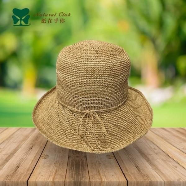 泰國純手工紙線帽<BR>#TW19-004 1