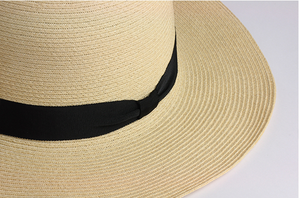 圓頂紙編遮陽帽-自然 4