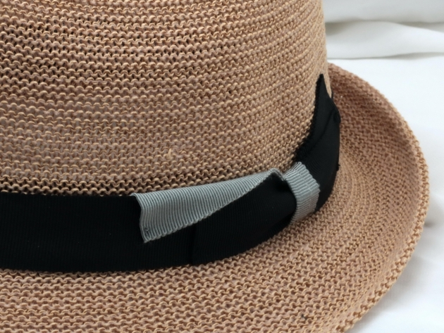 春夏韓版爵士帽-自然 3