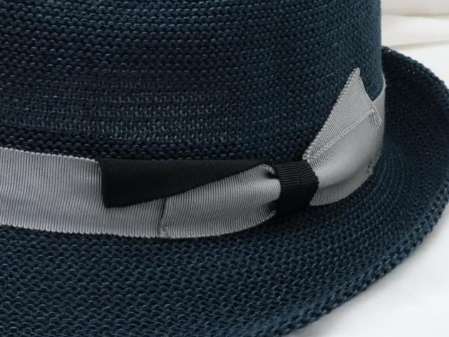 春夏韓版爵士帽-深藍 3