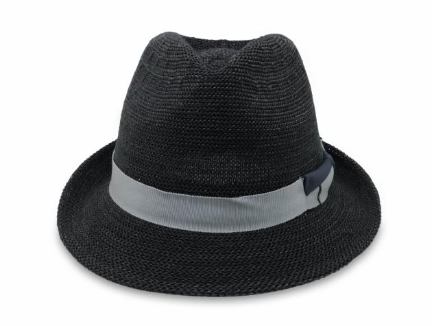 春夏韓版爵士帽-黑色 2