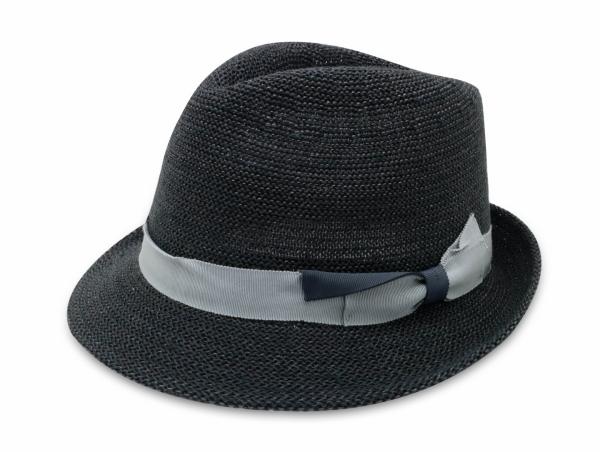 春夏韓版爵士帽-黑色 1