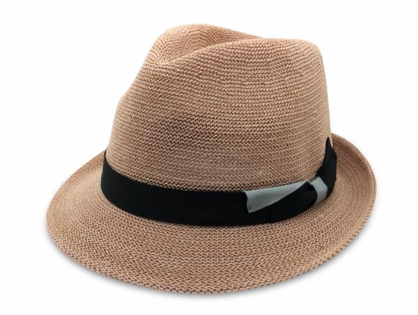 春夏韓版爵士帽-自然 1