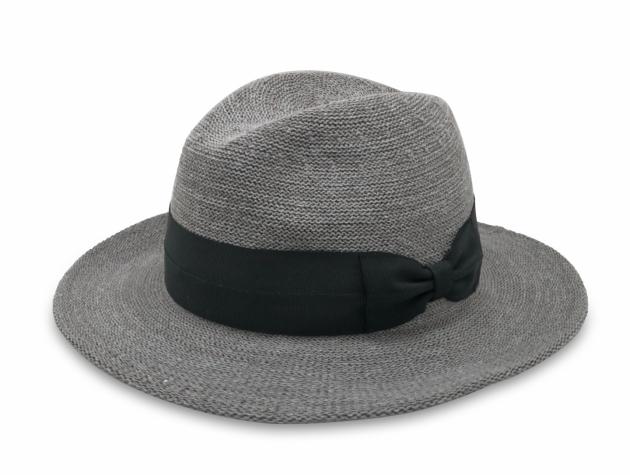 英倫雅痞紳士帽-灰色 1