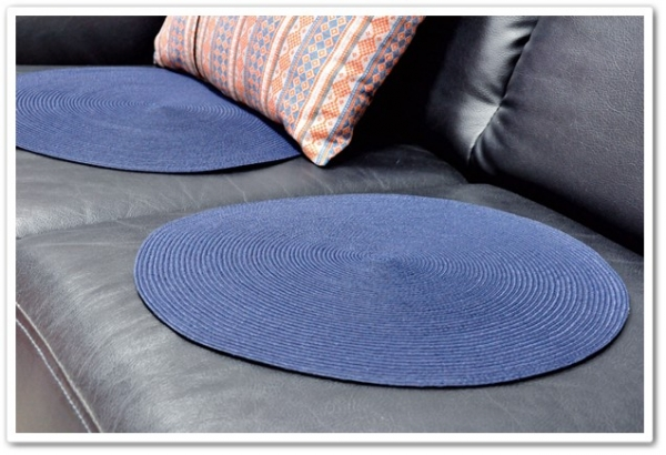 Multipurpose Paper Mat (circle) 1